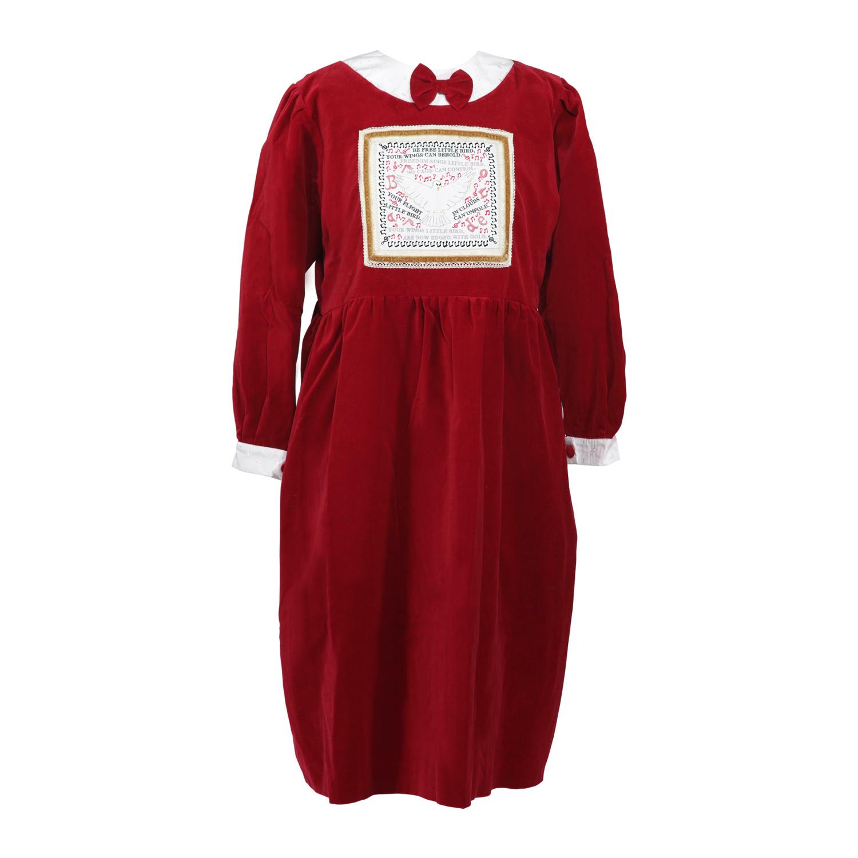 Freedom Untold Bowtie Dress