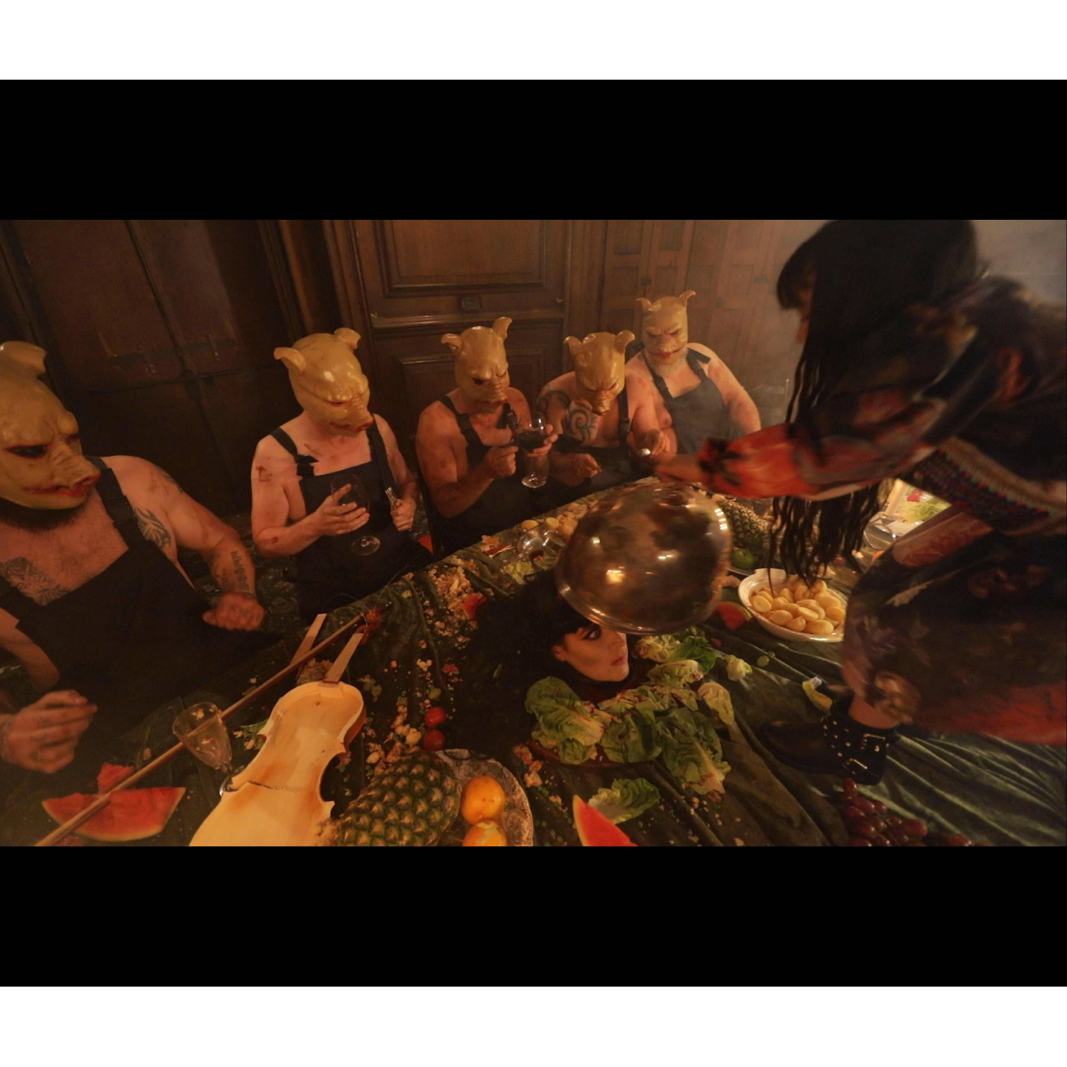 Last Supper Photography Book