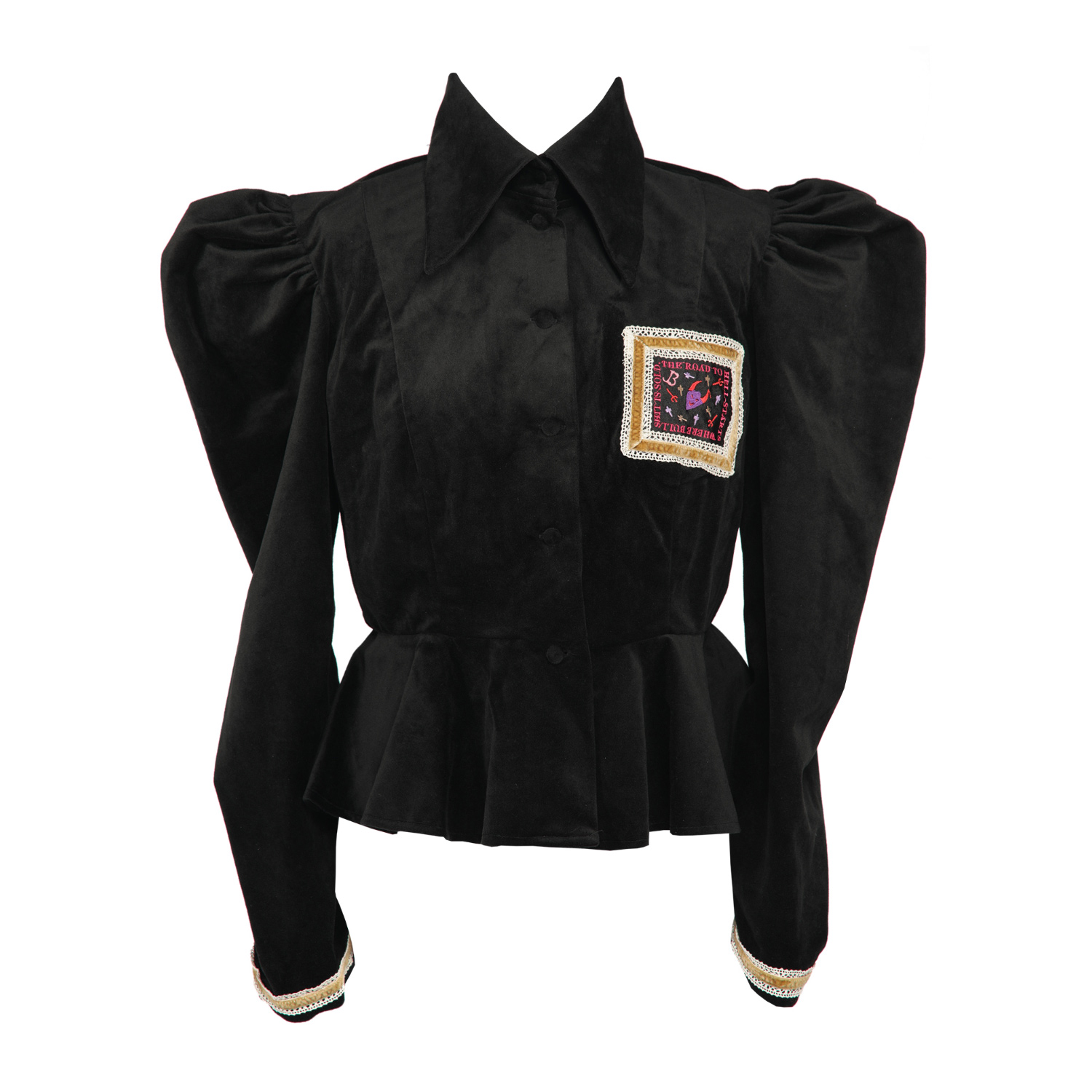 Road To Hell Jacket