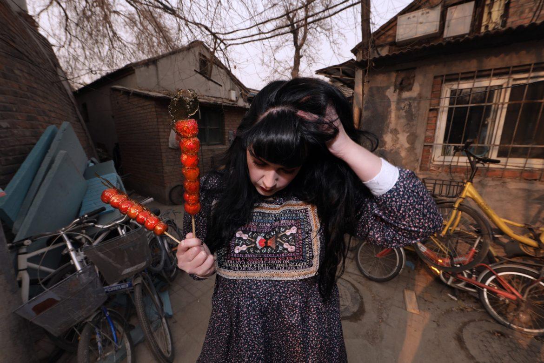 Brocarde in Beijing