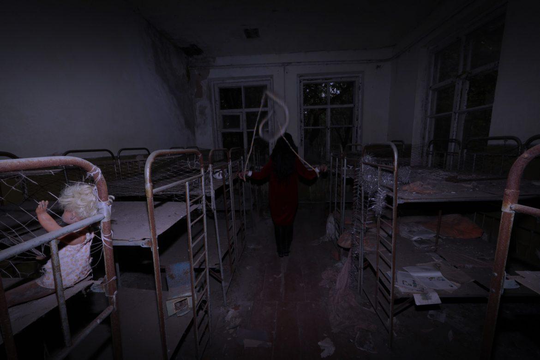Brocarde in Chernobyl
