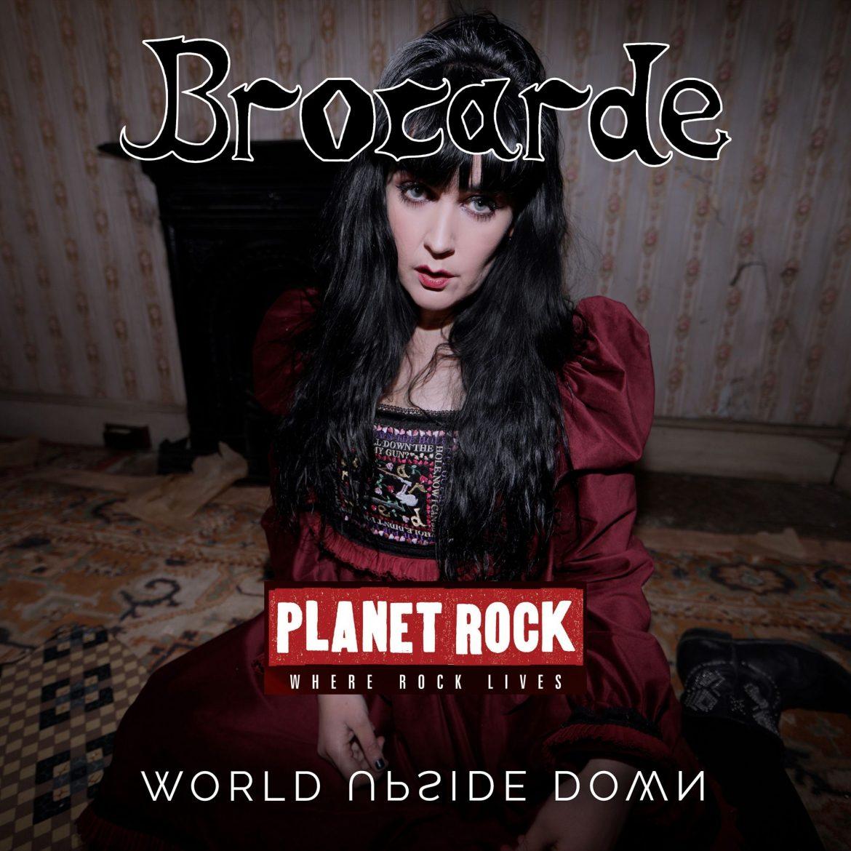 world upside down planet rock wyatt wendels