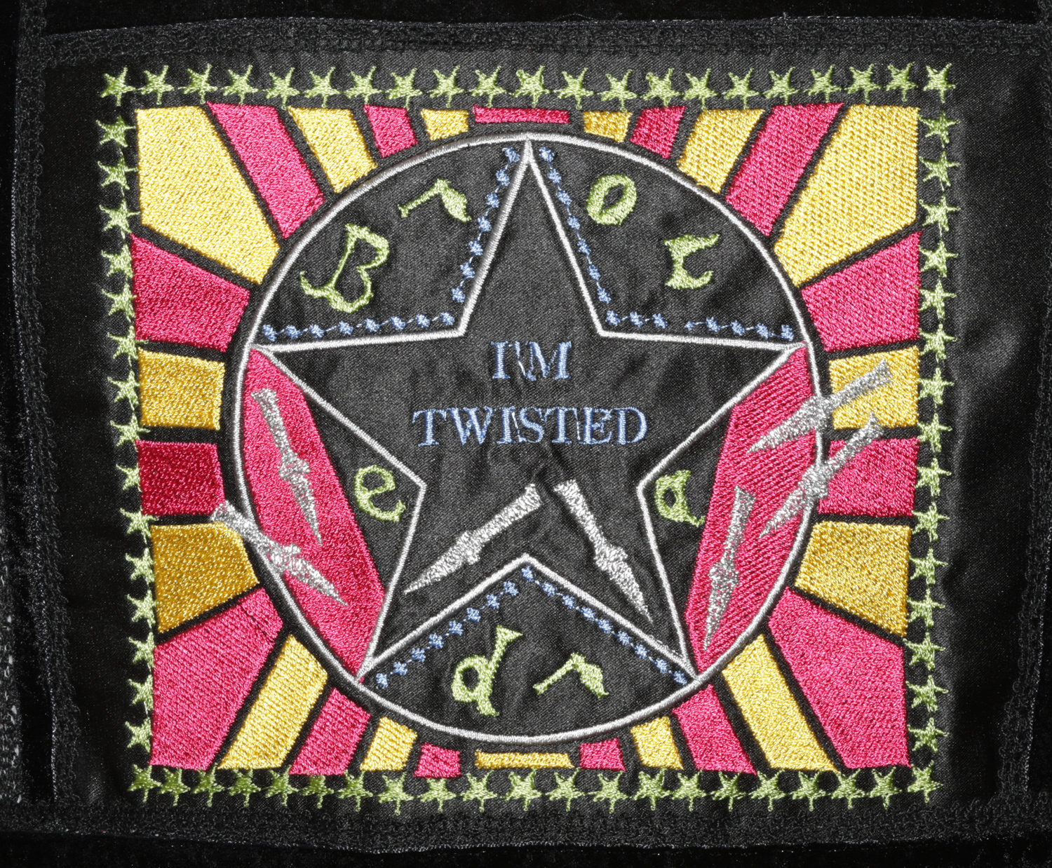 I'm Twisted Dress
