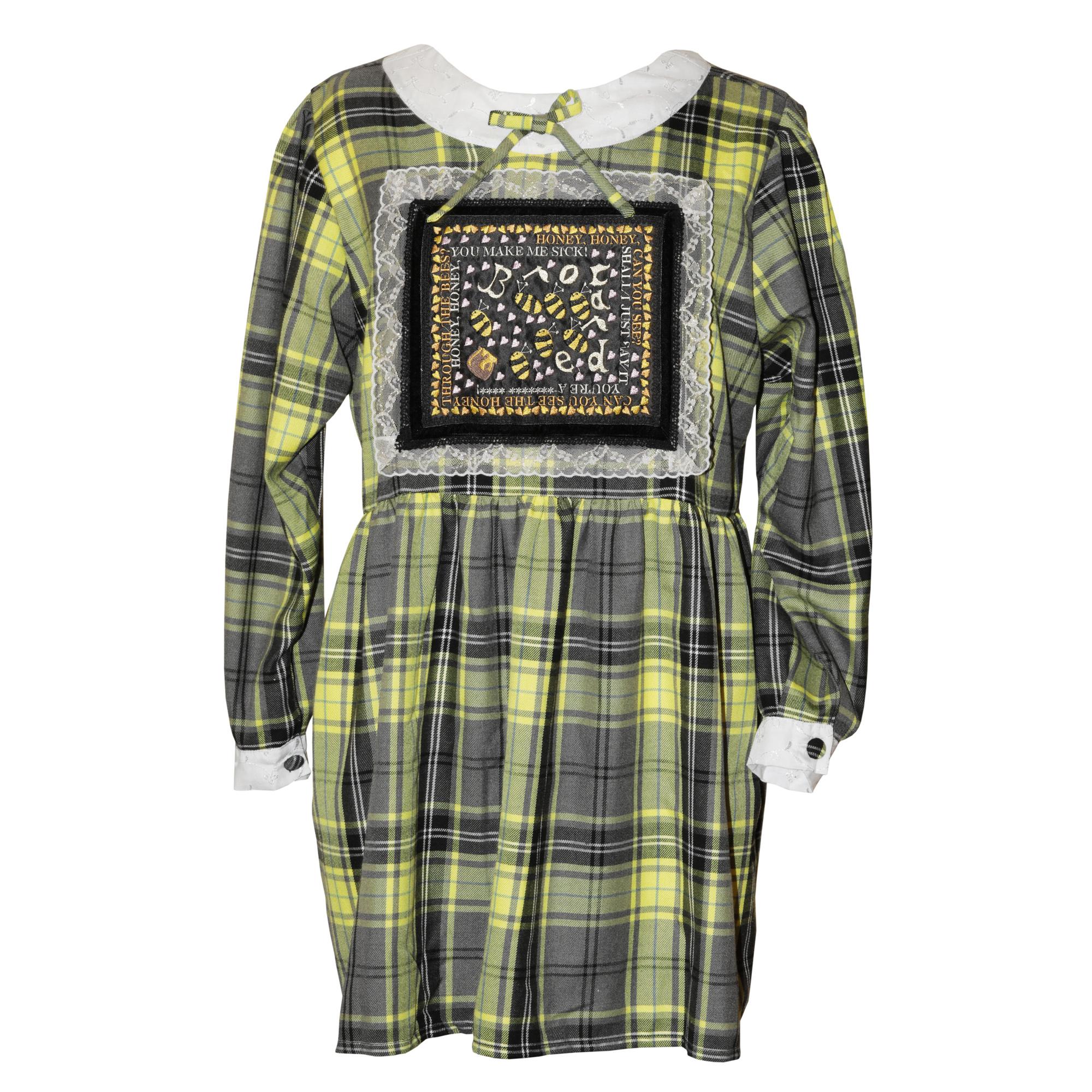 Honey, Honey Mini Dress