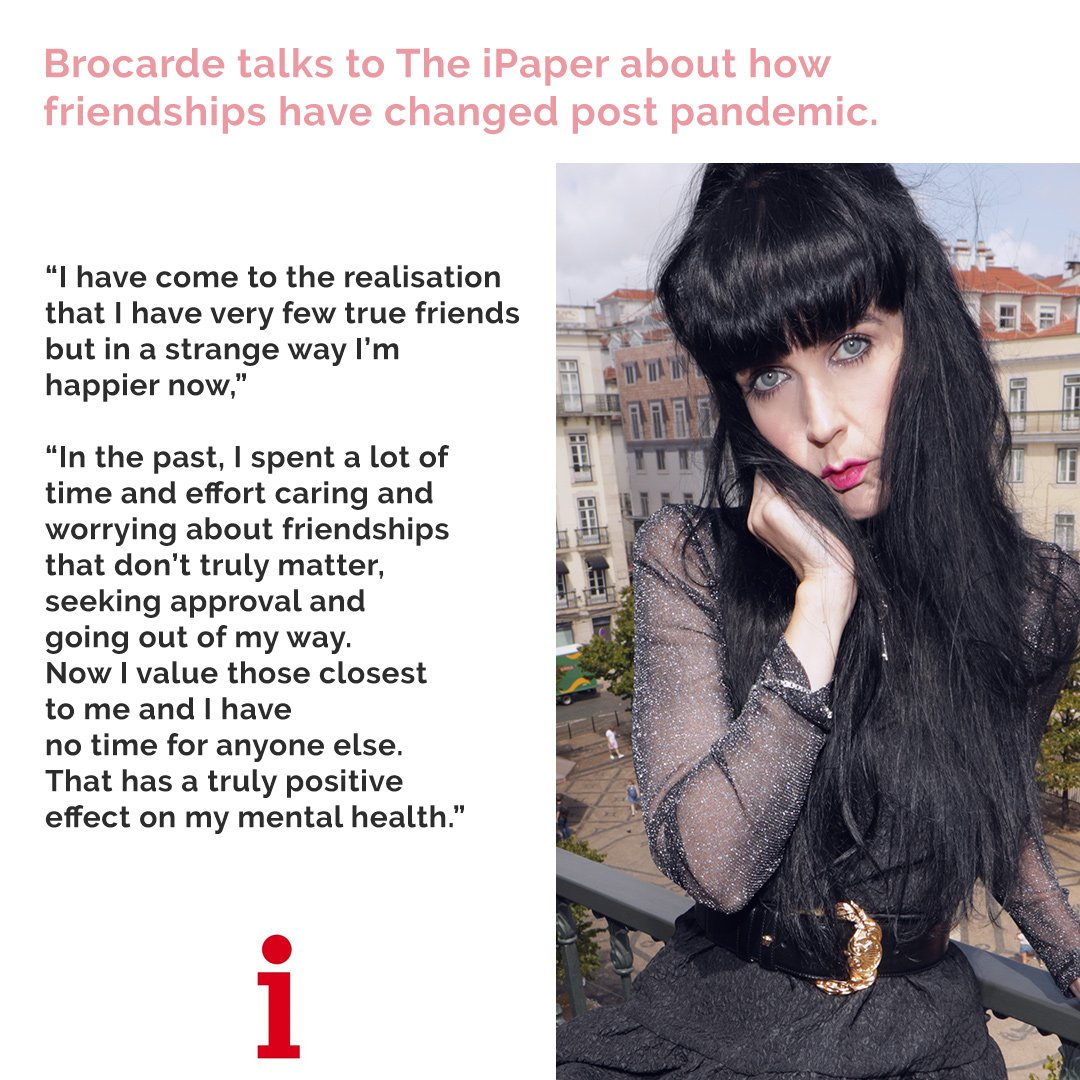 brocarde talks to the iPaper