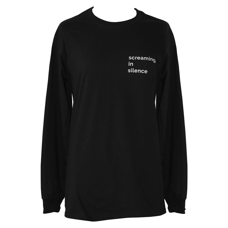 Screaming in Silence Sweatshirt
